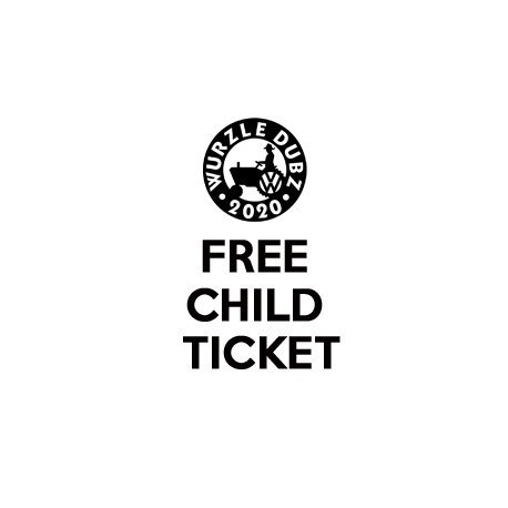 2020 FREE CHILD WEEKEND TICKET